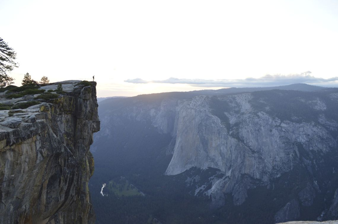 Yosemite - Taft Point